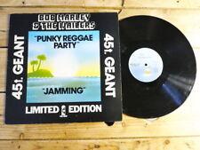 BOB MARLEY JAMMING NO LP MAXI 45T VINYLE EX COVER EX ORIGINAL 1977