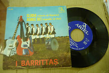 """BARRITAS""""GLORIA/AGNUS DEI-disco 45 giri ARIEL 1966-BEAT Italy"""""""