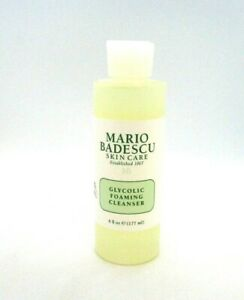 Mario Badescu Skin Care Glycolic Foaming Cleanser   ~ 6 oz / 177 ml