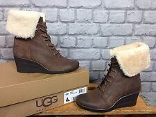 UGG Australia Wedge Ankle Boots for Women