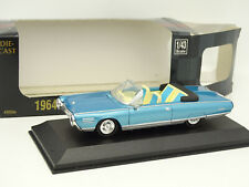 Road Signature Yatming 1/43 - Chrysler Turbine 1964 Bleue