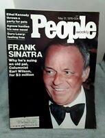 People Magazine May 31 1976 Frank Sinatra Bruce Jenner Ethel Kennedy