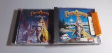 Everquest PC CD ROM (989 Studios 1998) Tested +Bonus Scars of..CD! w/ CD Keys