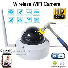 Outdoor Wireless WIFI HD 720P IP Security Camera P2P IR Night Vison Waterproof