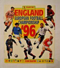 Panini Fußball Euro EM 1996 England/Fast Leeralbum 33 St englische Version (407)