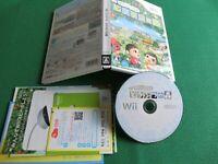 Wii Animal Crossing City Folk Japan Import Nintendo Wii