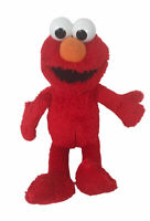 Sesame Street Hasbro 2011 Tickle Me Elmo Plush Toy Works Comes With Batteries