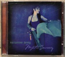 Suzanne Teng Mysic Journey CD New Age Topanga Dreams Darjeeling Sunrise Lotus