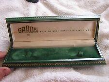 Vintage Garon Watch Box