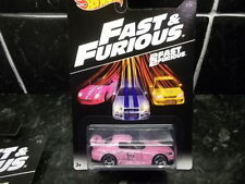 Fast & Furious Diecast Racing Cars
