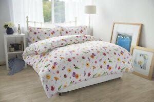 Belledorm Design Collection 'Daisy' Cotton Polyester Duvet Set (Single)