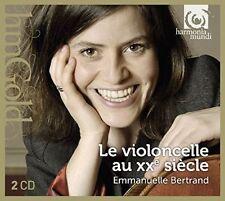 LE VIOLONCELLE AU XXE SIŠCLE NEW CD