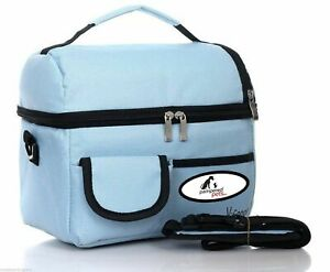 New PAMPERED PETS Picnic LUNCH BAG Insulated Cooler w/ Detachable Strap NWT $66