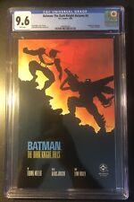 BATMAN: DARK KNIGHT RETURNS #4 - 1st Print CGC 9.6 - 6/86 - Gorgeous!