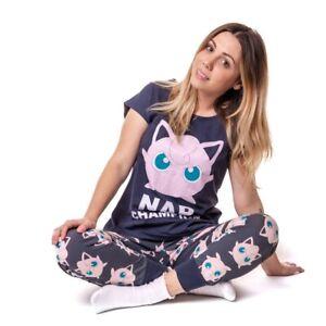 Jigglypuff Nap Champion Women's Pyjamas - Clothing - BRAND NEW - Size M