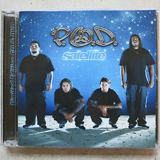 P.o.d. – satellite CD + bonustracks + DVD Like New