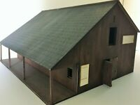 28mm Old West Livery stable/Barn PREPAINTED kit.