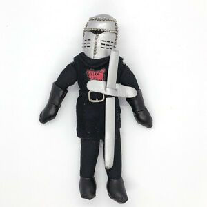 High Quality Monty Python Mini Black Knight Plush Figure NEW! FREE SHIPPING!