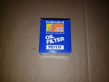 Federated PG111F Oil Filter