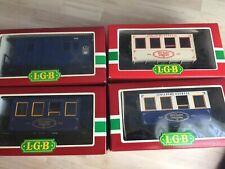 LGB Jahreswagen 1982 - 1983 - 1984 - 1985
