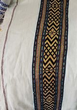 Ethiopian/Eritrean Hand Made Blanket (Gabi) Made out of Natural 100% cotton