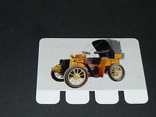N°4 PANHARD TYPE B I PLAQUE METAL COOP 1964 AUTOMOBILE A TRAVERS AGES