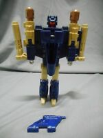 TRANSFORMERS G1 TARGETMASTER TRIGGER HAPPY 1987 HASBRO FOR PARTS