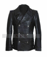Leather Military Coats & Jackets for Men | eBay