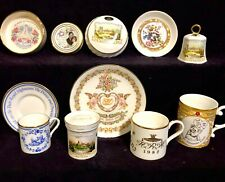 COLLECTION OF ROYAL BABY COMMEMORATIVE CHINA HARRY WILLIAM GEORGE - LOT 26