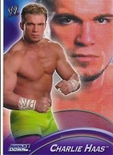S27 CHARLIE HAAS 2004 Topps WWE Apocalypse SMACKDOWN