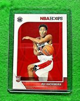 RUI HACHIMURA NBA HOOPS ROOKIE CARD WIZARDS RC 2019-20 NBA HOOPS BASKETBALL RC