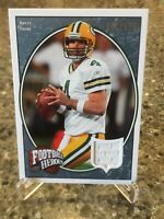 Brett Favre Green Bay Packers Game Worn Jersey Limited Edition Football Card