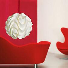 """9"""" New Modern PVC Flower Pendant Lamp Ceiling Lighting light Chandelier 110V E26"""