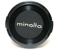 """""""Crack"""" Minolta Genuine Original Vintage 57mm Front Lens Cap mc07301"""