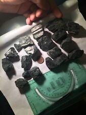 1lb Wholesale Black Tourmaline Crystals Natural Bulk Rough