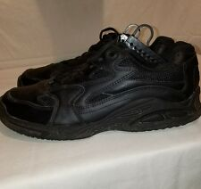 SFC MENS 11.5 SOFT TOES SHOES EUC