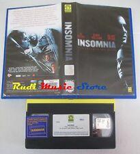 film VHS INSOMNIA Al Pacino Robin Williams Medusa Film 2002   (F49*) no dvd