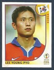 PANINI KOREA/JAPAN WORLD CUP 2002- #250-KOREA REPUBLIC-LEE YOUNG-PYO