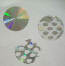1000 SR-c Hologram Product Security Adhesive Sticker Labels Seals Tamper Evident