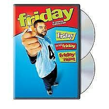 FRIDAY TRILOGY COLLECTION -NEXT+ AFTER NEXT ICE CUBE TUCKER EPPS REG 1 SEALED