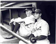 Detroit Tigers : '35 Alvin Crowder & Schoolboy Rowe BB49