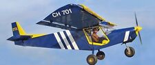 CH.701 Zenair STOL  Zenith USA CH.701  Airplane  Wood Model Replica Large New