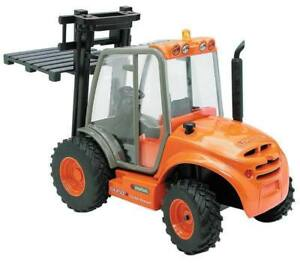 JOAL 294 - Ausa CH250 Fork Lift Truck with Pallet 1/20th Scale Die Cast Model T4