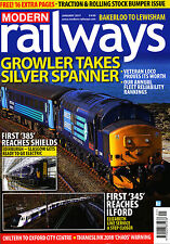 MODERN RAILWAYS 820 JAN 2017 Stock Wars,Traction & Rolling Stock,East Midlands