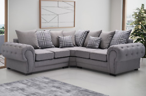 MOON- UNIVERSAL CORNER SOFA, CUSHIONS INCLUDED, VARIOUS COLOURS OF SEATING