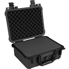 Foto Hard Case Box Bag Camera Photography Travel Protective Waterproof Size M