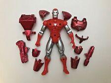 IRON-MAN Hologram Armor action figure IRON-MAN 1995 Toy Biz Marvel Super Heroes