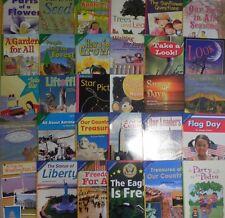 ReadyGen Leveled Text Library 30 Books 1st Grade Level 1 Readers Social Studies