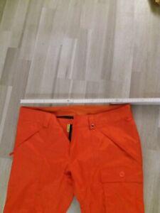 Burton Snowboard hose Dryride Damen Orange Rot Gr. L