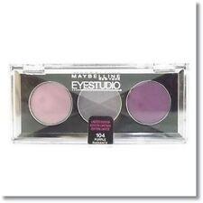 Maybelline New York Trio Eye Shadows